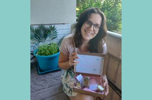 Box Mère-veilleuse (spécial fête des mères : naturelle et zéro déchet)