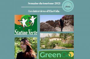 Spécial Semaine du Tourisme : Les interviews d'EkoVida
